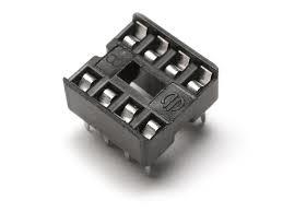 socket 8 pin chiosz robots