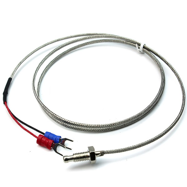 1m 3 3ft k type thermocouple control temperature