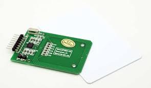 card RFID chiosz robots 2