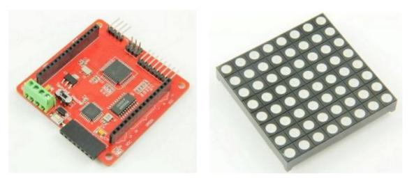Colorduino V2 chiosz robots