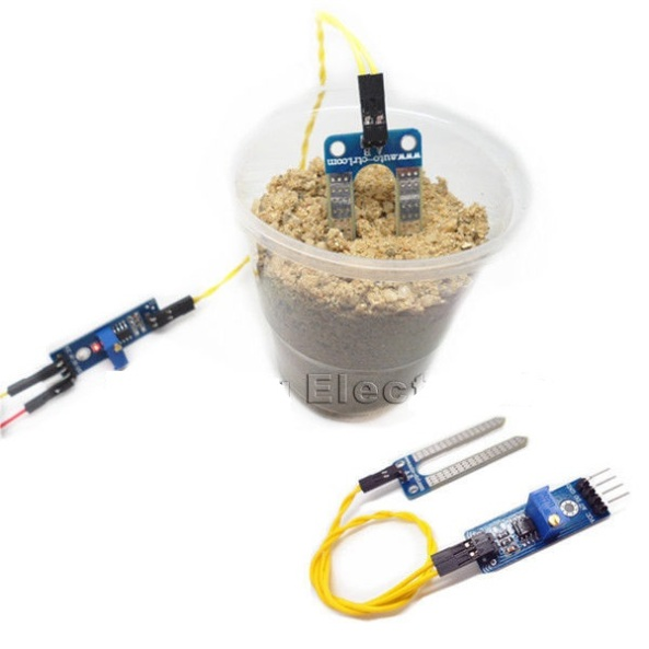 Hygrometer soil chiosz robots