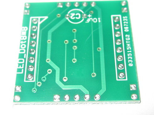 Matrix max7219 DIY chiosz robots 11