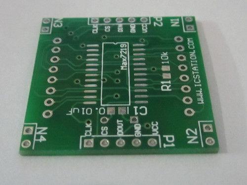 Matrix max7219 DIY chiosz robots 12