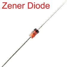 Zener 1N4733 diode 5.1v chiosz robots 5