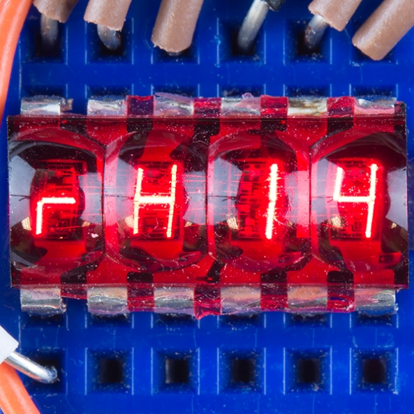 Bubble display HP chiosz robots 5