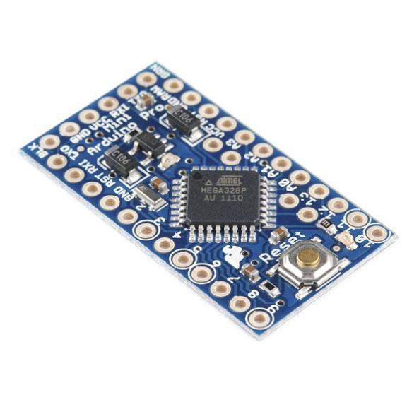 pro mini 3v3 8 mhz chiosz robots