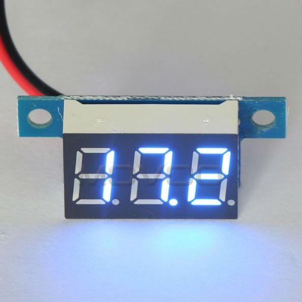 voltmeter 3 30v chiosz robots 5