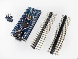 Arduino nano usb chiosz robots
