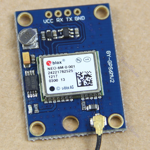 Affordable, Arduino-compatible, Centimeter-Level GPS