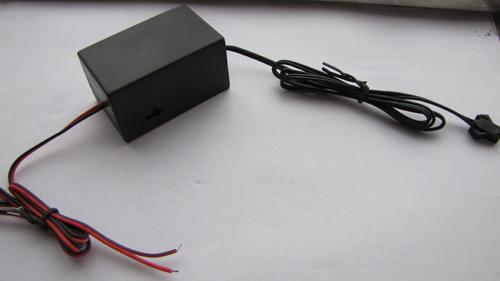 12V DC to AC Inverter for EL Lamp Wire with Switch 15M Meters ...