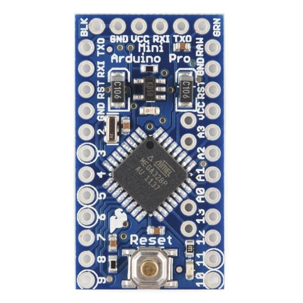 Pro mini 5V 16mhz SP chiosz robots 2