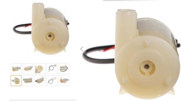 Pump 3v sumersible chiosz robots 8
