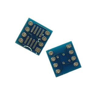 Adapter dip8 SMD chiosz robots