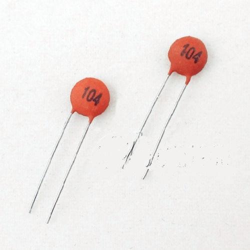 capacitor 104 0.1uF 50V chiosz robots 2