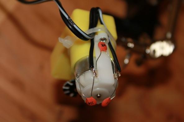 capacitor 104 0.1uF 50V chiosz robots