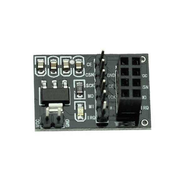 NRF24L01 socket 8 pin rf chiosz robots