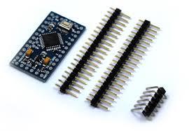 Pro mini arduino chiosz robots