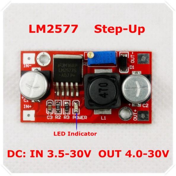 LM2577 step up chiosz robots 2