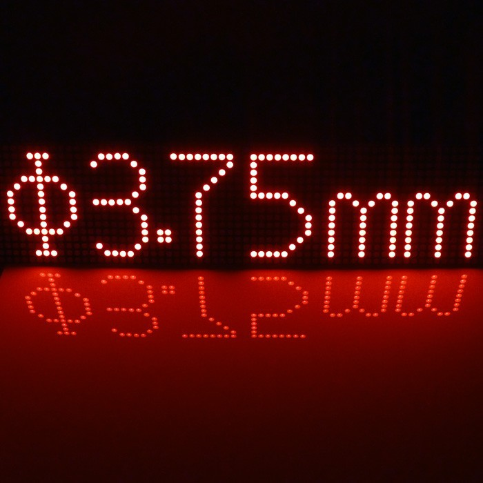 PS/2/You LED Sign Make: - Make: DIY Projects and