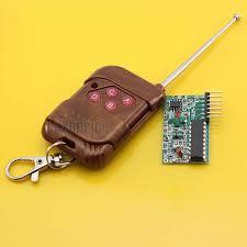 RF kit remote control 315mhz chiosz robots 3