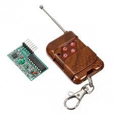 RF kit remote control 315mhz chiosz robots 5