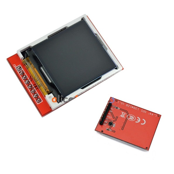 screen 1.44 TFT LCD chiosz robots 4