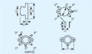 Gradienter 4 ways sensor chiosz robots 6