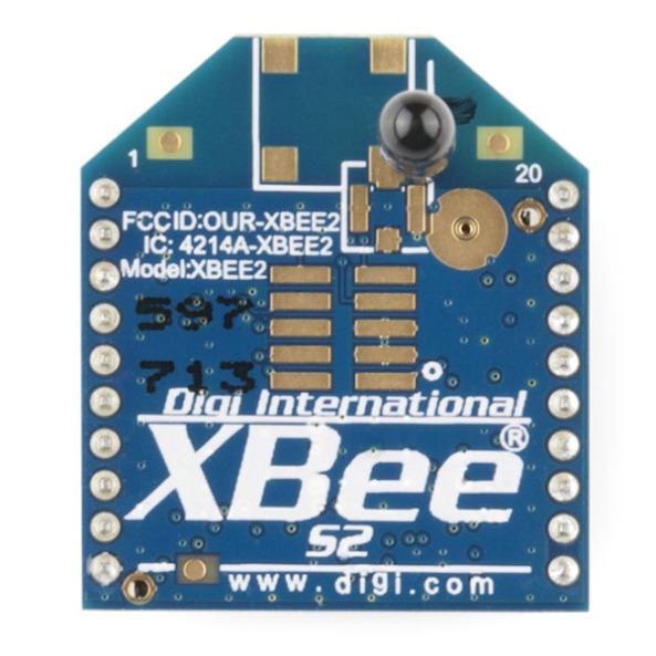 XBEE 2S 2mw chiosz robots 3