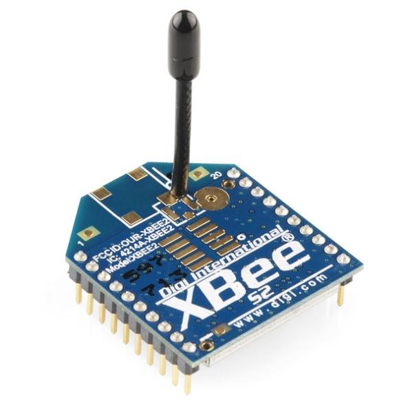 XBEE 2S 2mw chiosz robots