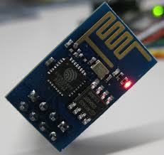 Wifi ESP8266 module chiosz robots 4