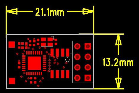 Wifi ESP8266 module chiosz robots 5