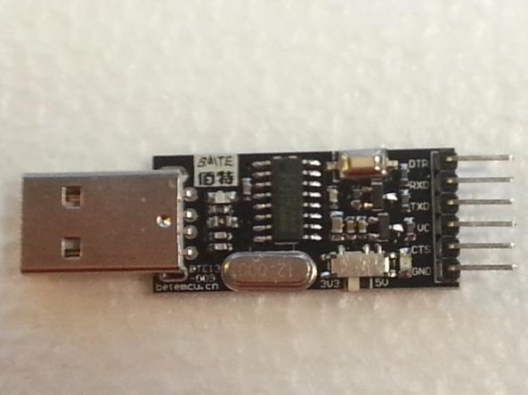 USB adapter CH340G chiosz robots 1