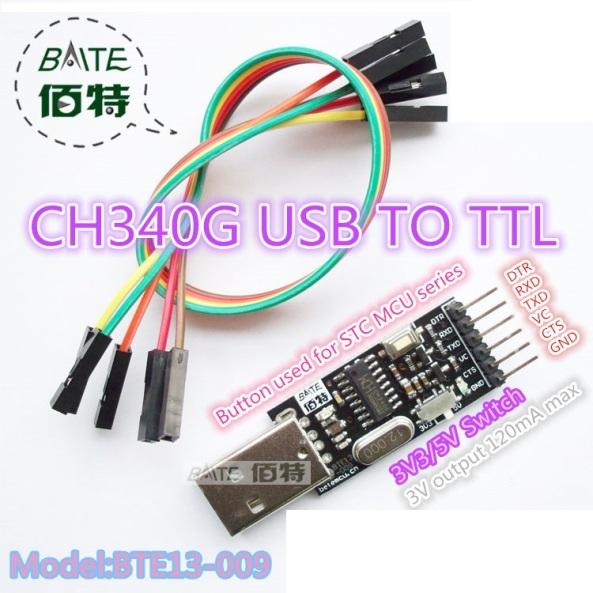 USB adapter CH340G chiosz robots 2
