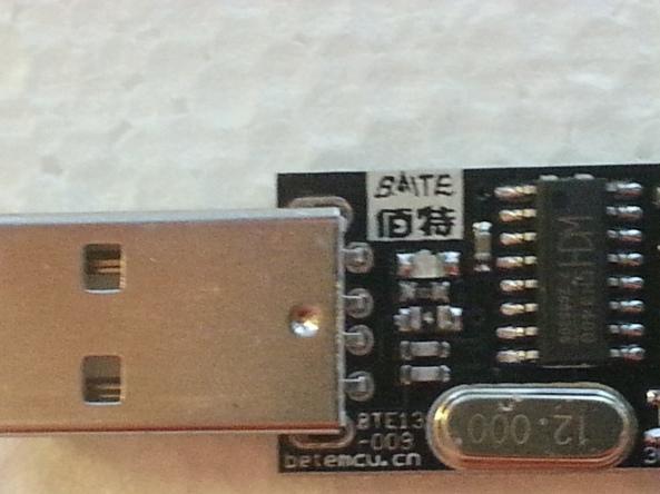 USB adapter CH340G chiosz robots 5