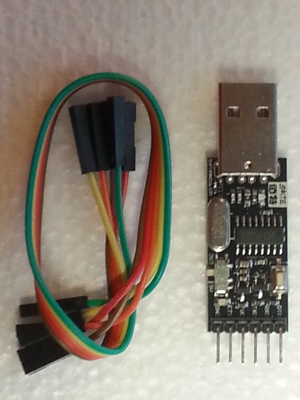 USB adapter CH340G chiosz robots 6