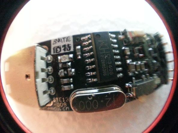 USB adapter CH340G chiosz robots 9