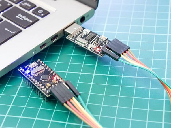 USB adapter CH340G chiosz robots