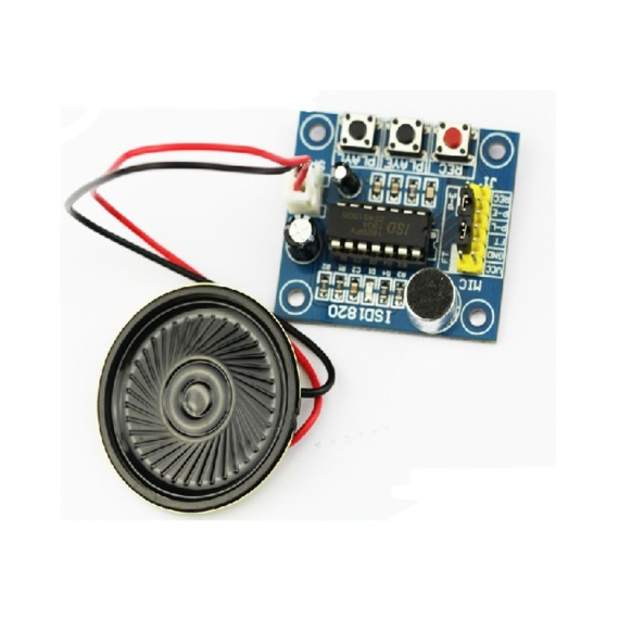 ISD1820 recorder loudspeaker sound chiosz robots 2