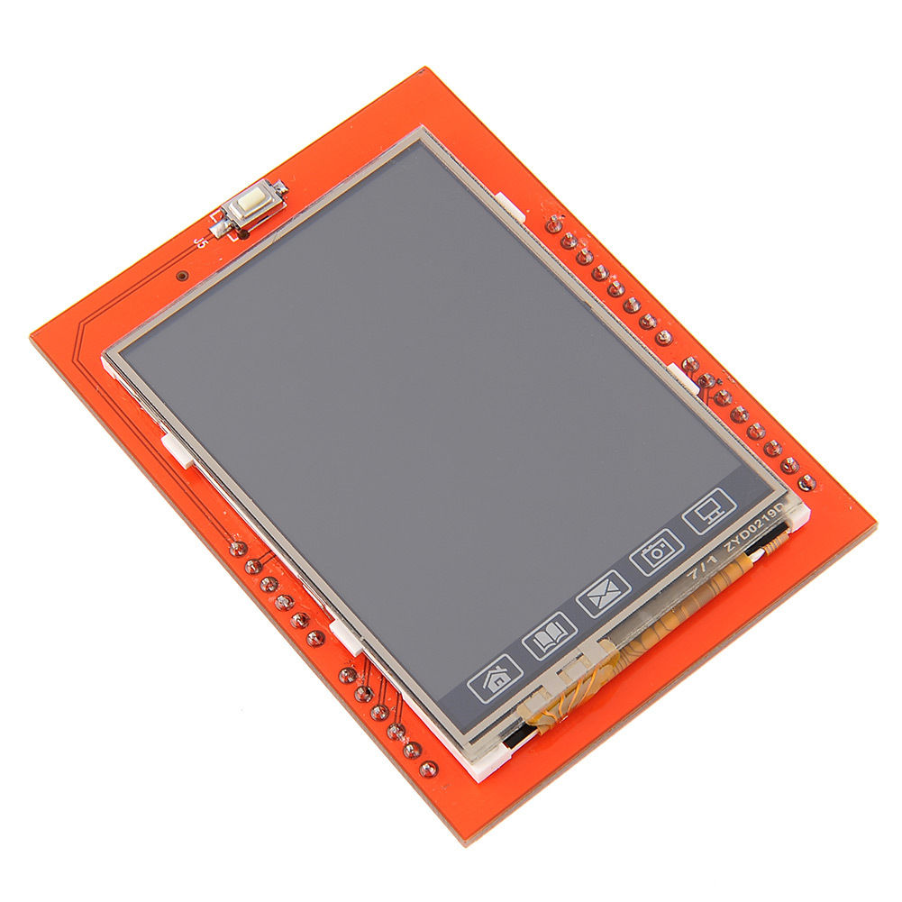 ARDUINO PROJECT: TOUCH screen LCD - News