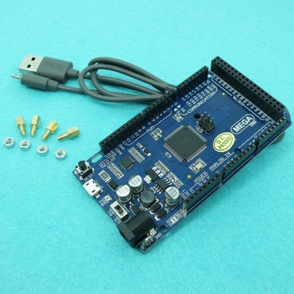 Arduino Bouno 3v3 5v 1.8A mega2560 chiosz robots 4