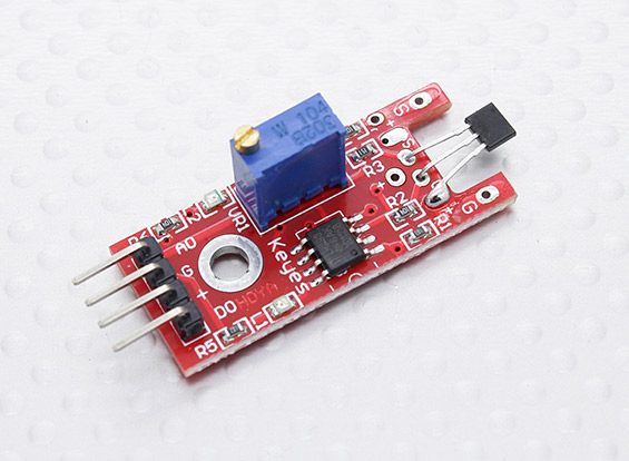 Hall magnetic standard linear module arduino projects for Linear motor hall sensor