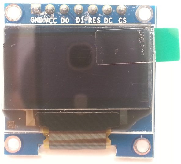 OLED 096 128 64 chiosz robots 2