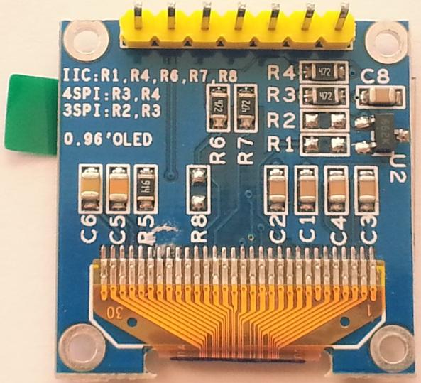 OLED 096 128 64 chiosz robots