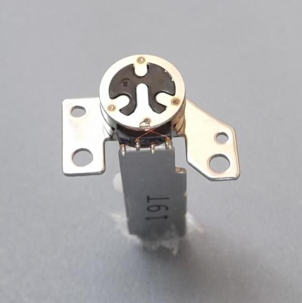 stepper motor micro slider chiosz robots 4