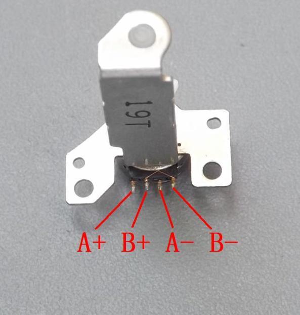 stepper motor micro slider chiosz robots 6