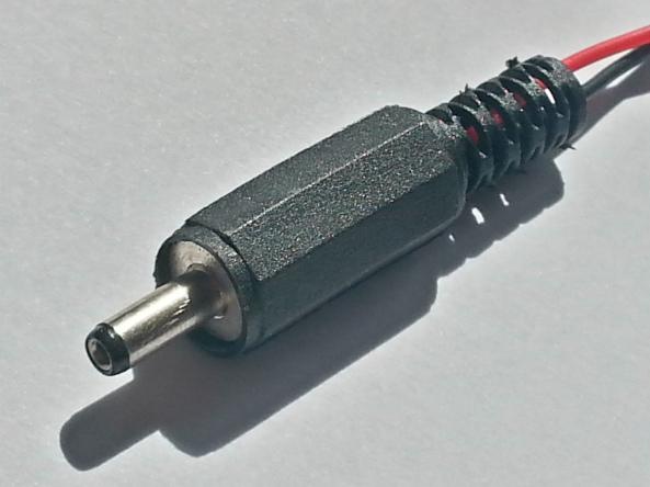 Battery holder plug 1.3mm 8AA chiosz robots 3