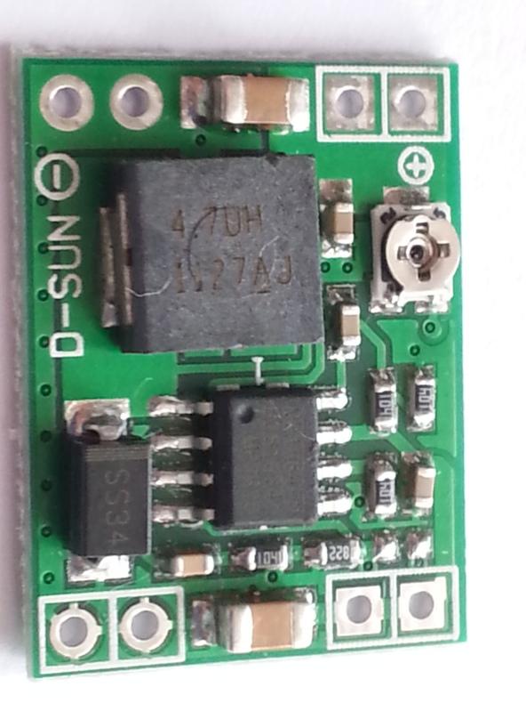 step down MP1584 chiosz robots