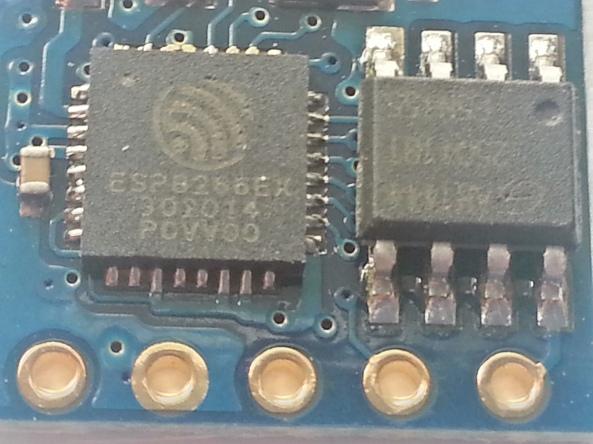 wifi ESP8266 ESP05 chiosz robots 4