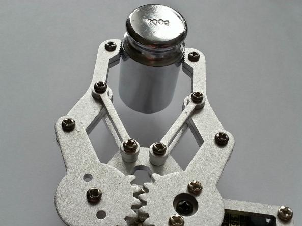 Claw 2servo MG995 chiosz robots 9
