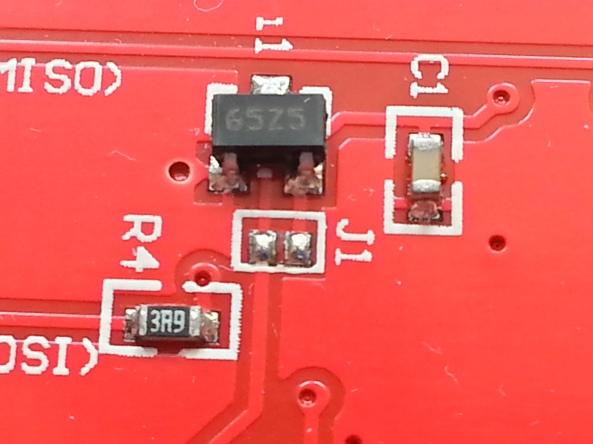 LCD QVGA 2,2 chiosz robots 7